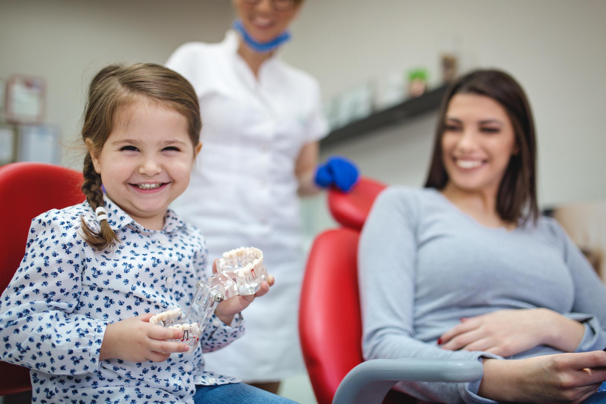 פתיחת הרשמה להתמחות ברפואת שיניים לילדים