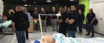 """סיור בבית החולים התת קרקעי ברמב""""ם"""