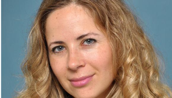 """ברכות לד""""ר נטליה פרוינד על קבלת מענק קמפבל לחקר מחלת האיידס"""