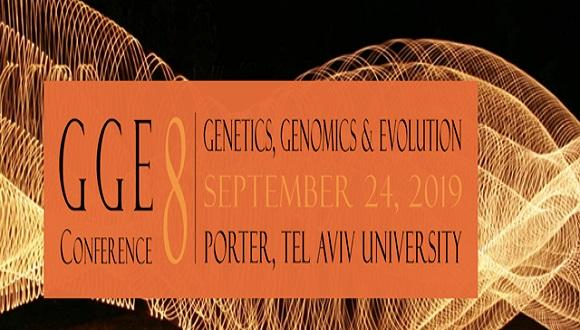 Genetics, Genomics & Evolution GGE Conference 8