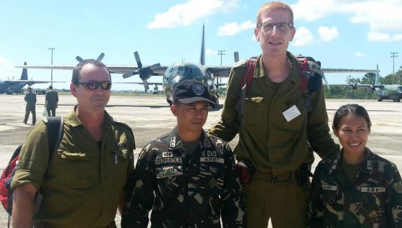 המשלחת הישראלית לפיליפינים